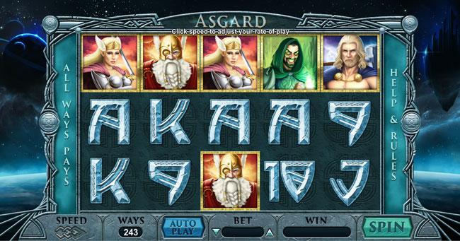 Asgard Slot