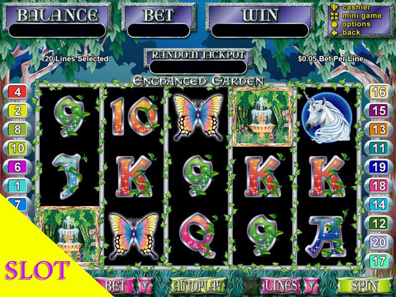 Enchanted-Garden-Slots