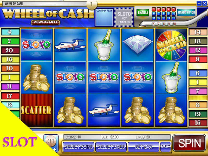 Wheel-of-Cash-slot