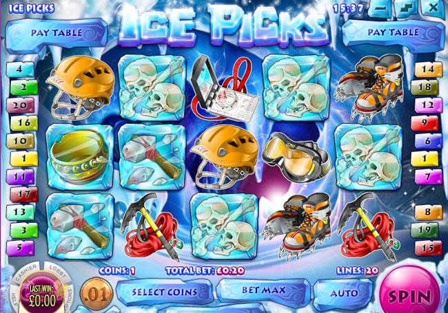 Ice Picks Slots