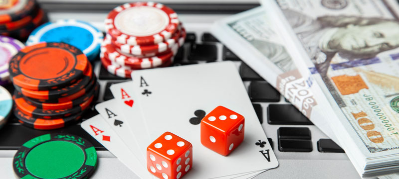 Cards and online casino